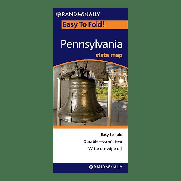Easy To Fold Pennsylvania