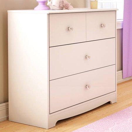 south shore little teddy 3 drawer chest multiple finishes. Black Bedroom Furniture Sets. Home Design Ideas
