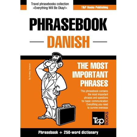 Berlitz Danish Phrasebook - English-Danish phrasebook and 250-word mini dictionary - eBook