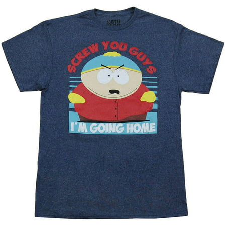 South Island Shirt - South Park Screw You Guys T-Shirt