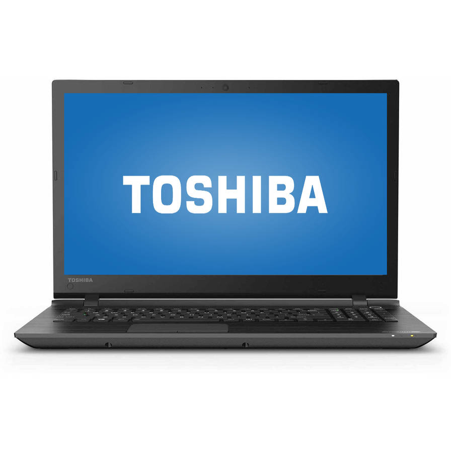 "Refurbished Toshiba Satellite C55-C5270 15.6"" Laptop, Windows 10, Intel Core i3-4005U Processor, 8GB RAM, 1TB Hard Drive"