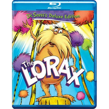 Dr. Seuss: The Lorax (Blu-ray) (Lorax Movie)