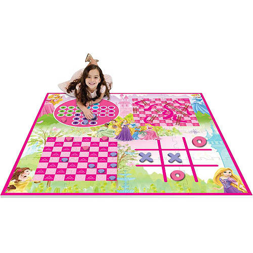 4' v 4' Activity Play Mat, Disney Princess