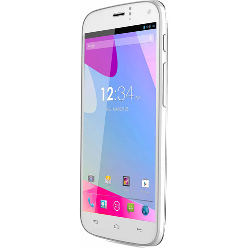 BLU Life One X L133L 32GB GSM Dual-SIM Android Cell Phone (Unlocked), White