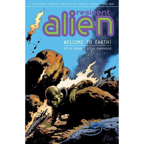 Resident Alien 1: Welcome to Earth!