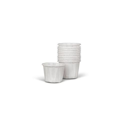 Medline Disposable Paper Souffle Cups,White NON024215H