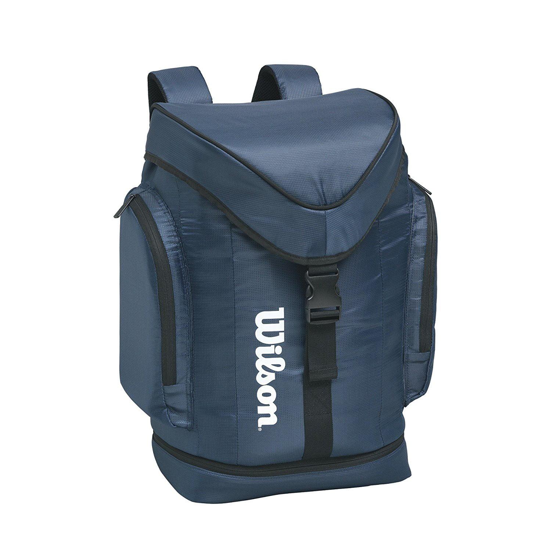 Wilson Evolution Basketball Backpack, Black