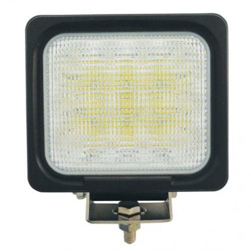 LED Work Light - 60W, Square, Flood Beam