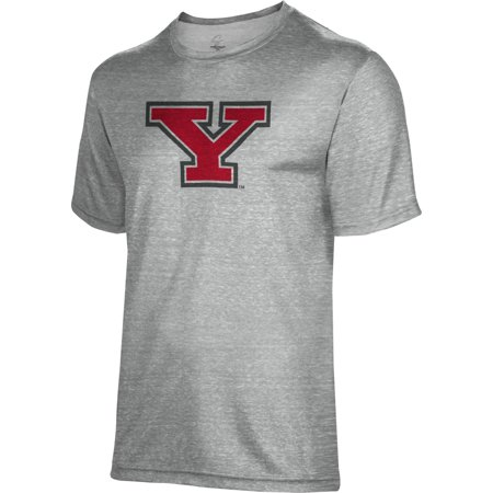 Spectrum Sublimation Unisex Youngstown State University Poly Cotton Tee