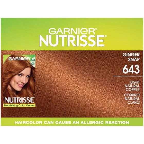 Garnier Nutrisse Hair Color 56 Medium Reddish Brown Sangria Best