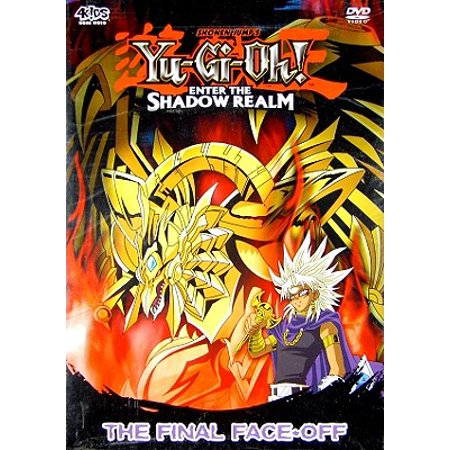 Yu-Gi-Oh!: Enter The Shadow Realm, The Final Face-Off - Series 3, Vol. 5 (Yu Gi Oh Realm Of The Sea Emperor)