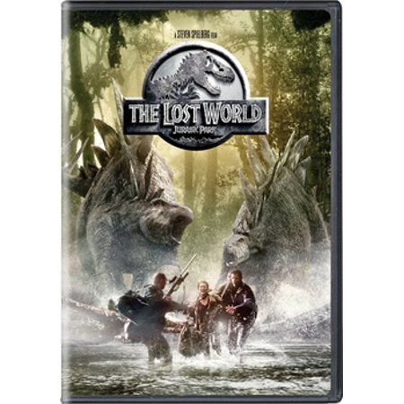 The Lost World: Jurassic Park (DVD) - Orange Park Movie Times