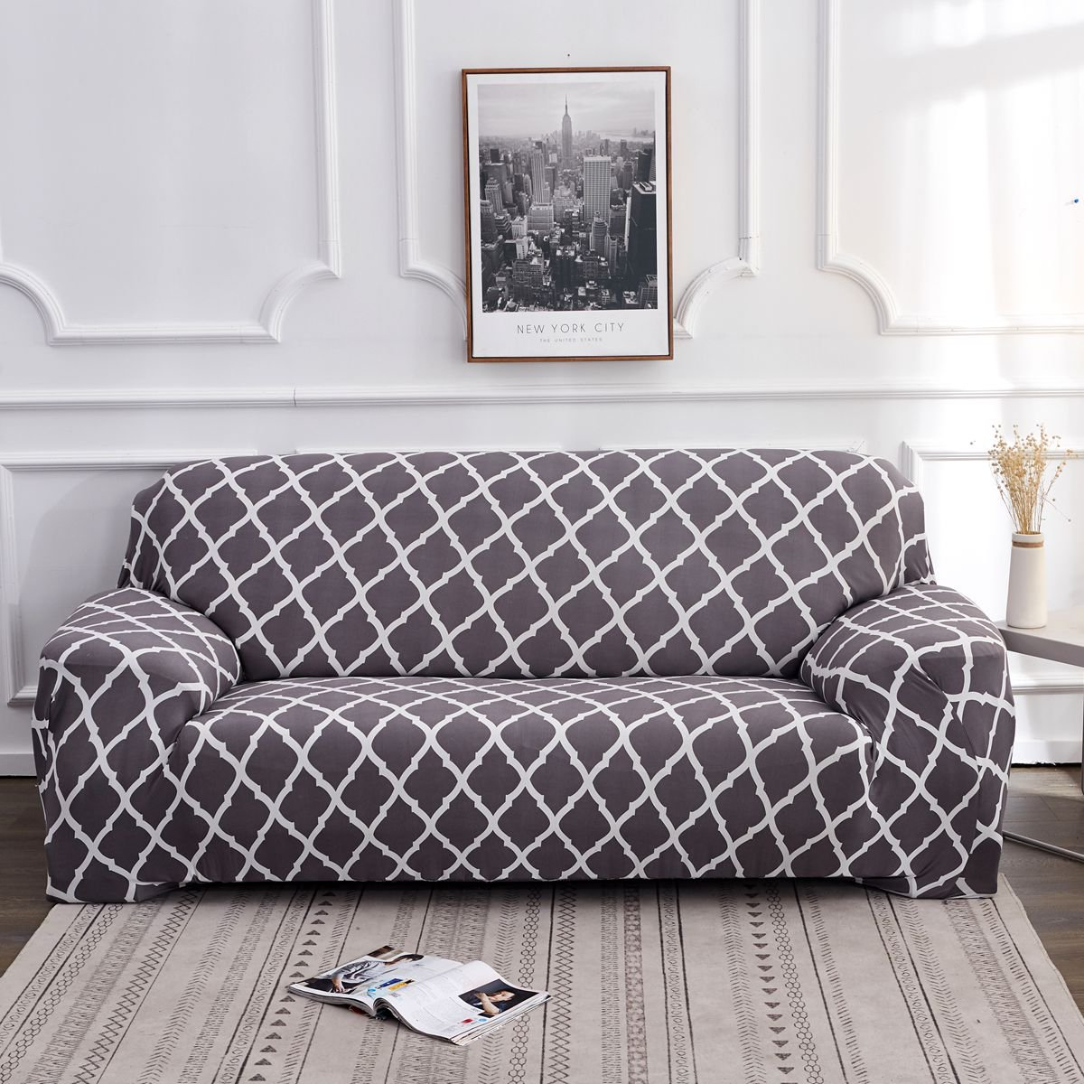 Stretch Sofa Cover Canada