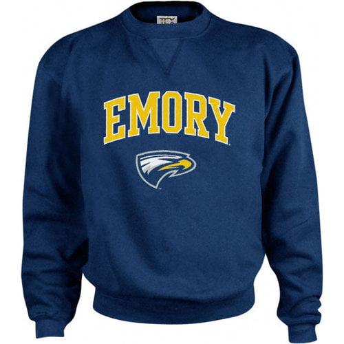 NCAA - Emory Eagles Perennial Crewneck Sweatshirt