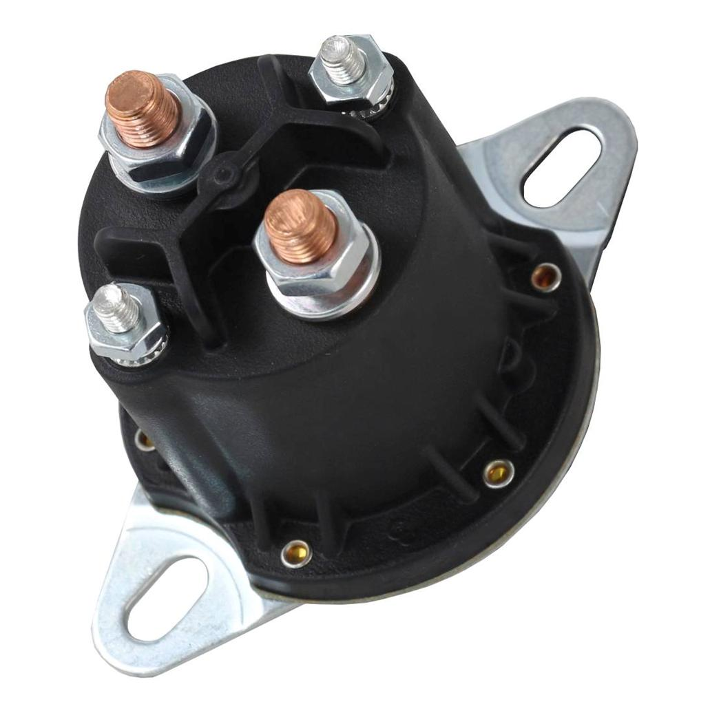 NEW  SNOW PLOW REPLACEMENT START SOLENOID UPRIGHT FITS FISHER