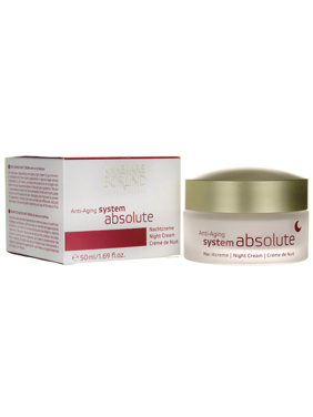 Annemarie Borlind Anti-Aging System Absolute Night Cream 1.69 fl oz Cream