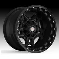 Centerline 839B Zodiac Black 20x9 5x5.5 / 5x150 18mm (839B-2095218)