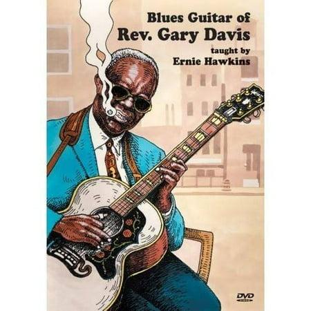 Blues Guitar Of Rev  Gary Davis
