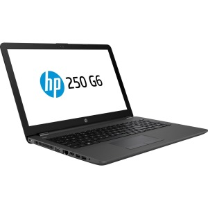 "HP 250 G6 3YG05UT 15.6"" Laptop i3-7020U 4GB 500GB HDD W10H"
