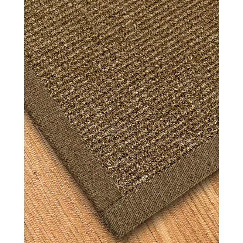"Natural Area Rugs Handcrafted Sandstone Sisal Carpet Stair Treads  (Set of 13) - 9""x 29"""