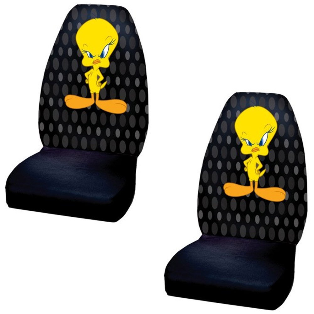 Keep Your Seats Clean with Tweety Bird Seat Covers
