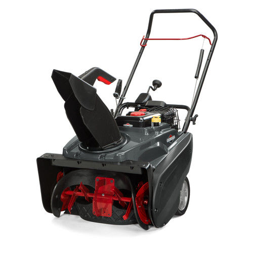 Briggs & Stratton 1696847 22 in. Single Stage Snow Thrower With SnowShredder