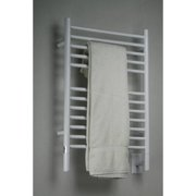 Amba Jeeves Wall Mount Electric E Straight Towel Warmer