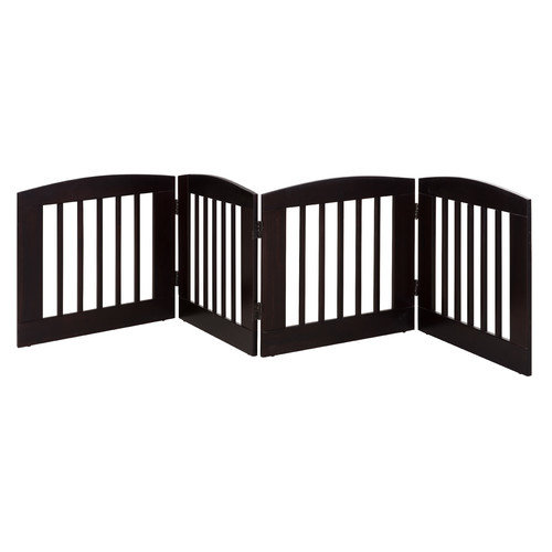 Camaflexi Ruffluv 4 Panel Expansion Dog Gate