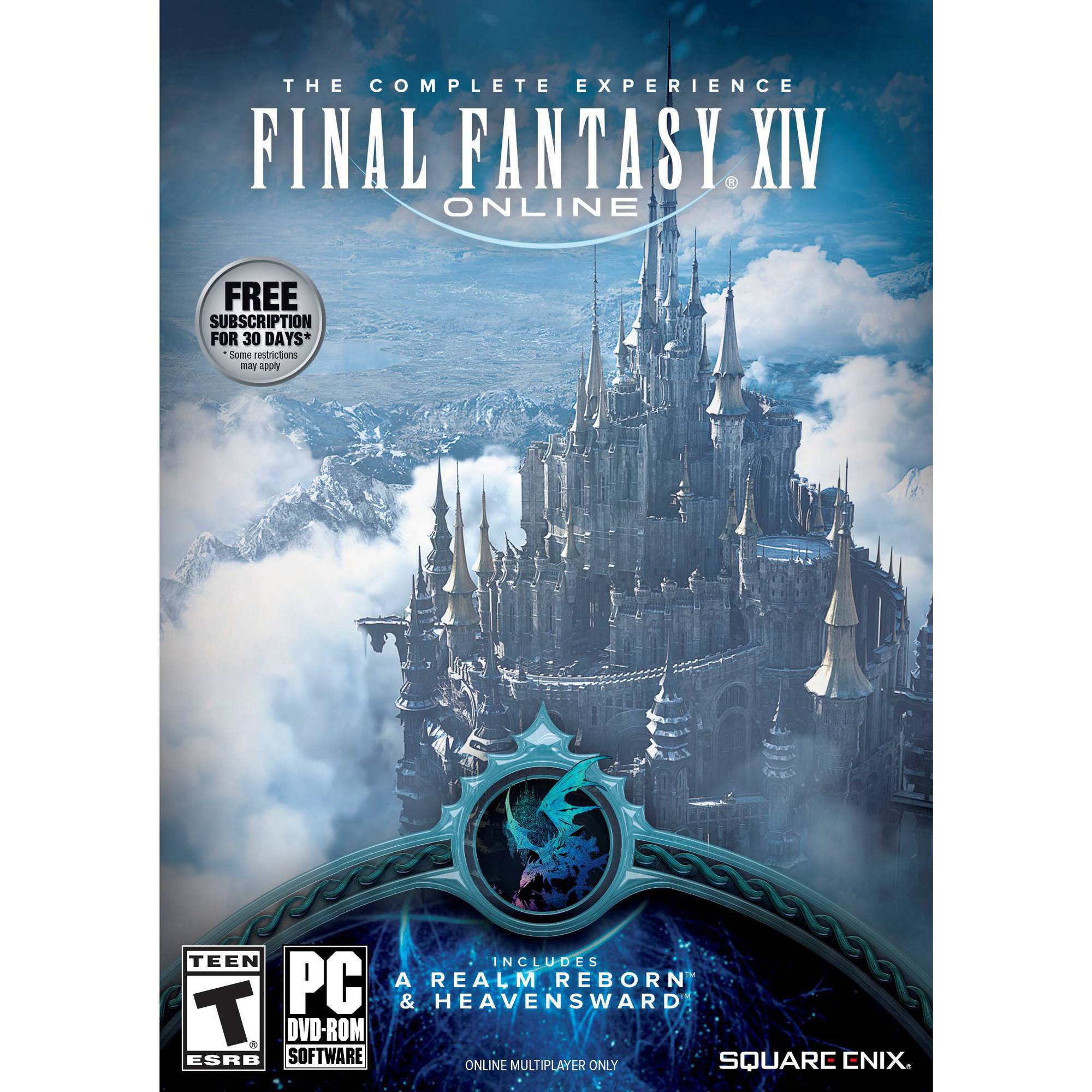 Final Fantasy XIV Bundle Launch Edition (PC)