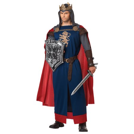 Richard, The Lionheart Adult Costume - - Richard Simmons Costume