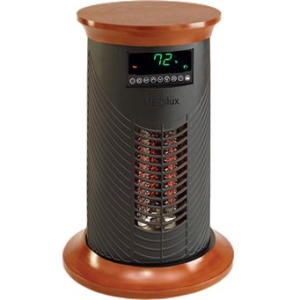 Lifesmart Lifelux Series 1500 Watt 110 Volt 15 Amp Electric All Season Heating and Cooling Tower