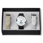Oregon Ducks Sparo Women's Three Strap Watch Gift Set
