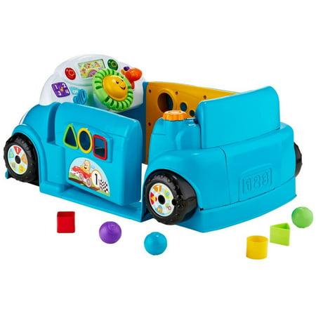 Fisher Price Plastic Car
