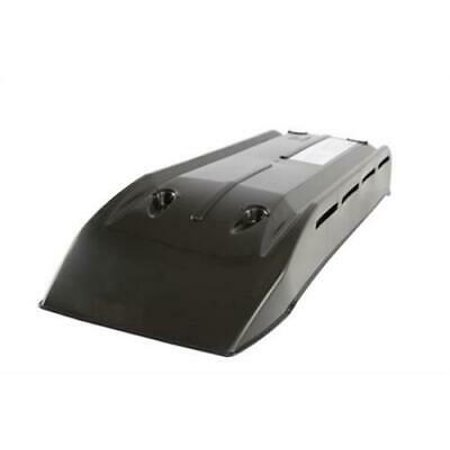 Ventmate 68292 Universal RV Refrigerator Vent Cover - Black The Ventmate 68292 is a universal refrigerator lid for your RV refrigerator vent.Direct replacement for your refrigerator vent cover.Compatible with Norcold, Dometic and Camco refrigerator vents.Made of UV resistant polypropylene high-impact plastic.Weight: 2 lbs.Includes (1) refrigerator lid and mounting hardware.Ventmate Universal RV Refrigerator Vent Cover - Black