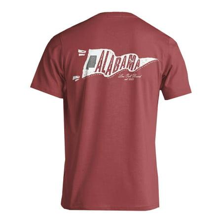 Live Oak State Pennant Series: Alabama Short Sleeve T-Shirt