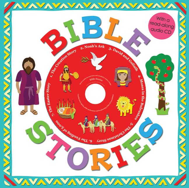 Bible Stories : With a Read-Along Audio CD