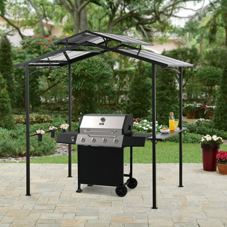 Better homes and gardens winmark outdoor 8l x 5w x 8h ft hardtop grill gazebo Better homes and gardens gazebo