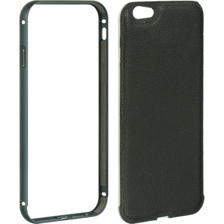 Insten Hard Hybrid TPU Case for Apple iPhone 6 / 6s - Black - image 4 de 5