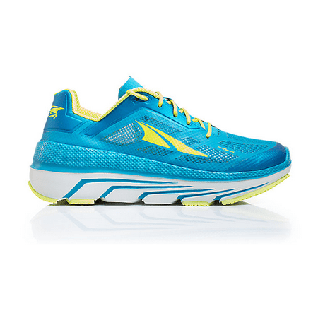 Altra Footwear Women's Duo Lace Up Athletic Road Running Shoes Blue -
