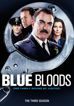 Blue Bloods: The Third Season (DVD) by UNIVERSAL STUDIOS HOME ENTERT.