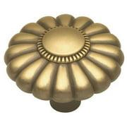 Belwith Bwg3 06 1-.50 In. Knob - Kensington Brass