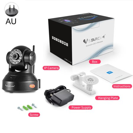 Vstarcam C37S 2M Pixel One-key WiFi Setting Wireless Web Camera 1080P Wireless IP Camera Motion