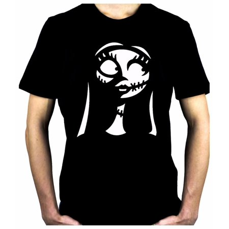 For Love of Sally Men's T-shirt Nightmare Before Christmas - Nightmare Before Christmas Clothing