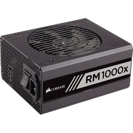 RM1000x - 1000 Watt 80 PLUS Gold Certified Fully Modular