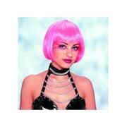Adult Pink Sassy Wig Franco American Novelties 24537