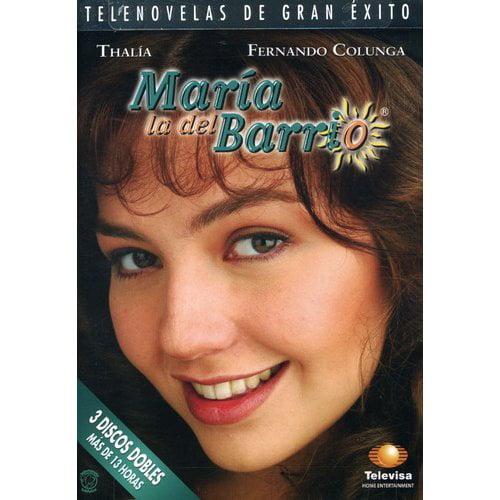 Maria La Del Barrio (3-Disc) (Spanish)