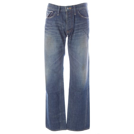 Blue Blood Men's Form Denim Button Fly Jeans Citizens Of Humanity Button Fly Jeans