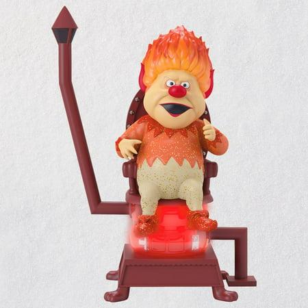 Hallmark Keepsake 2018 The Year Without a Santa Claus™ He's Mr. Heat Miser! Ornament ()