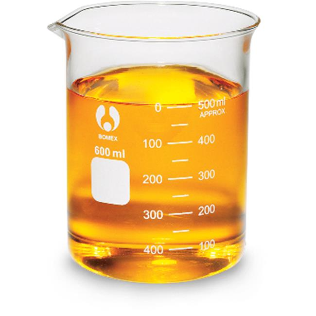 American Educational Products 7-440600 Bomex Beakers, Griffin, 600 Ml - image 1 of 1