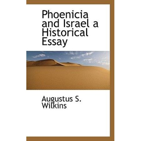 Phoenicia and Israel a Historical Essay - image 1 of 1